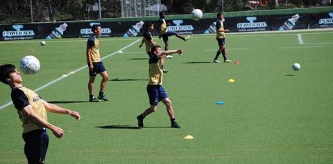 Футбольная академия в испании