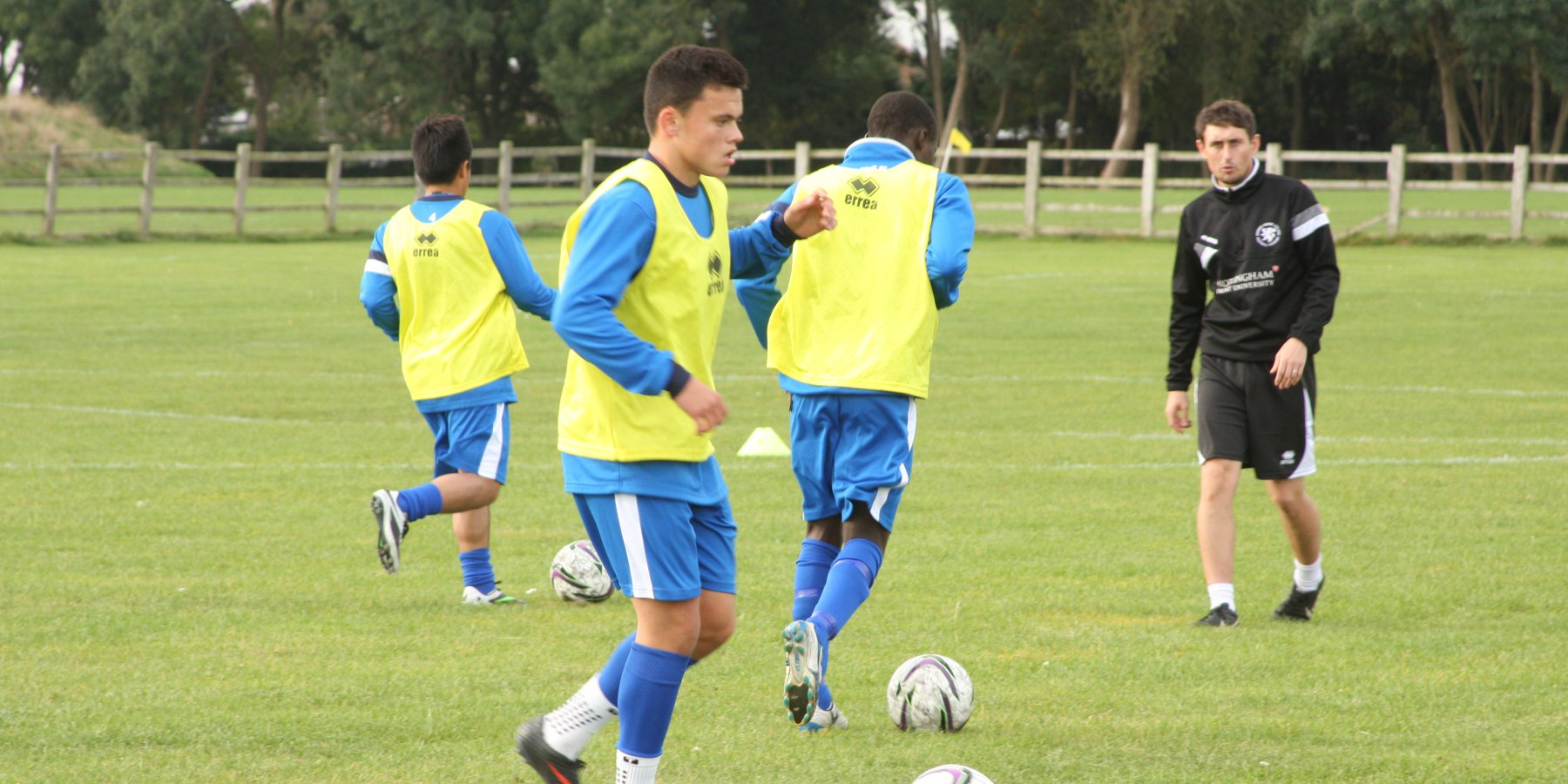 Футбольные школы в англии